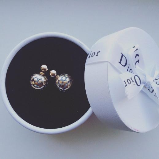 Пуссеты Lady Dior