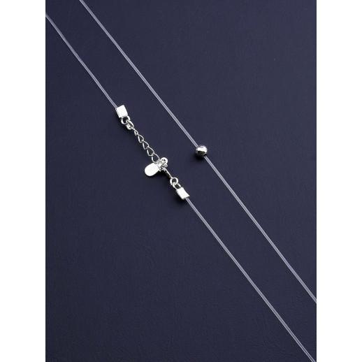 Подвеска 40 см. (Серебро) - 68095