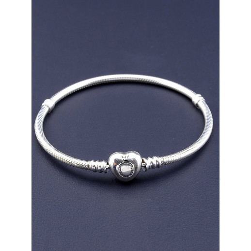 Браслет 'Pandora style' Серебро(925) 20 см.