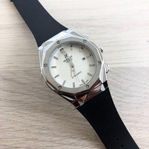 Часы Hublot Big Bang Brink 882888 Silver-White