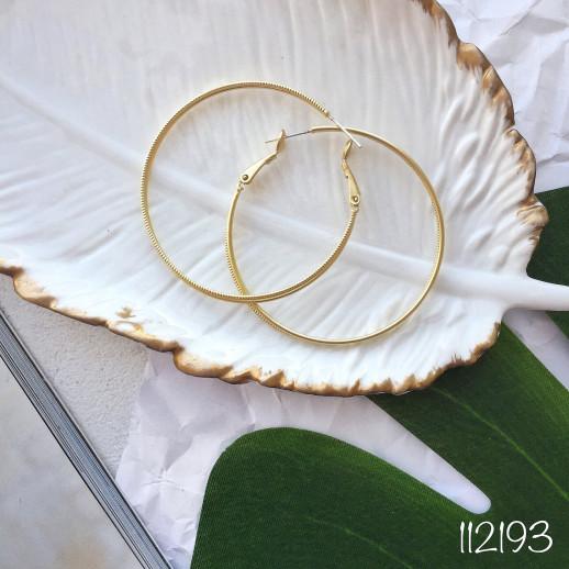 Серьги Кольца Olimpia