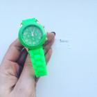 Реплика часов Geneva green