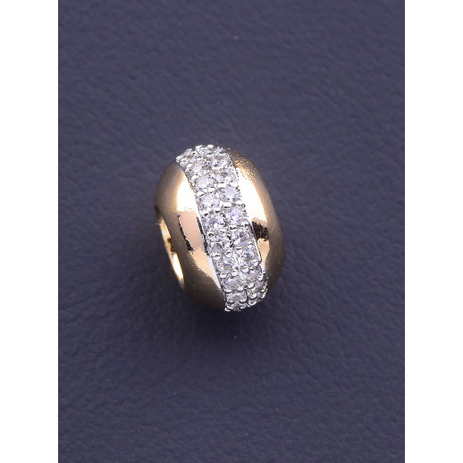 Кулон 'XUPING' Фианит (позолота/родий) - 76449