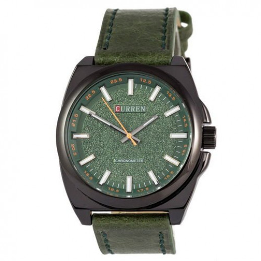 Часы Curren Classico 8168 Black\Green