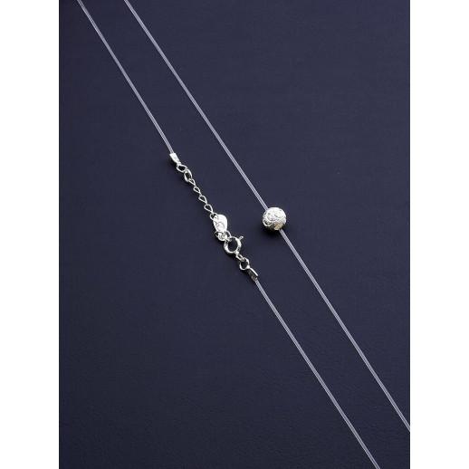 Подвеска 40 см. Серебро(925) - 67519