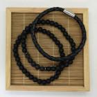 Тройной мужской браслет - 1590