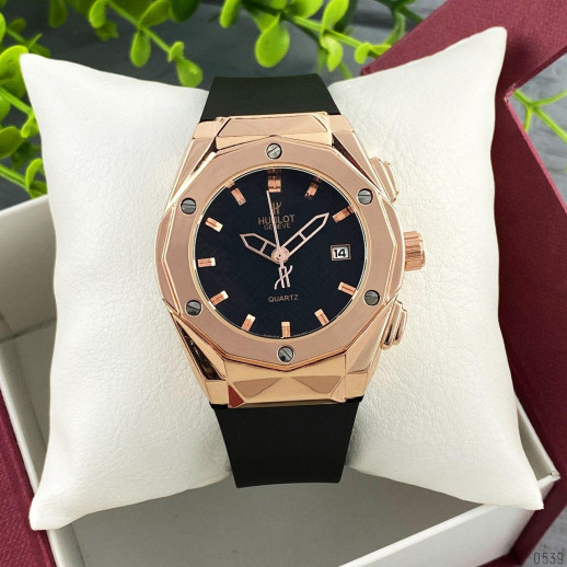 Часы Hublot Big Bang Small 888788 Gold-Black