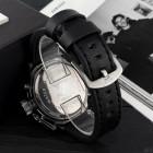 Часы AMST 3003 Black-Green Black Wristband